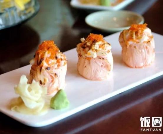 超萌兄弟俩用all u can eat的形式做高品质sushi,半年时间就让老外折服!!